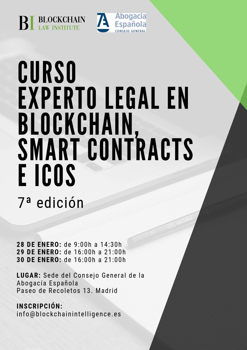 7ª ed- portada-Programa Curso Experto Legal en...