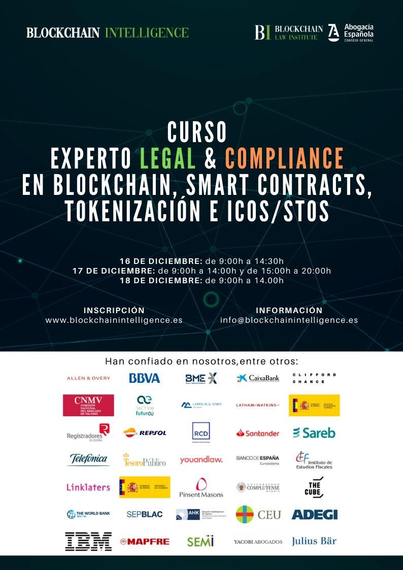 CURSO EXPERTO LEGAL & COMPLIANCE
