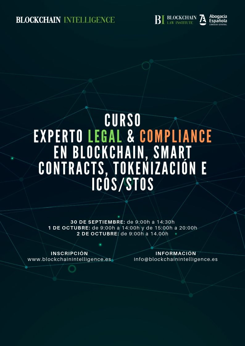 Curso Experto Legal & Compliance