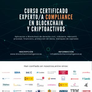 Curso Certificado Experto/a Compliance en Blockchain