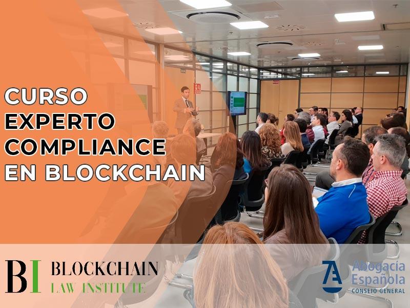 Curso Experto Compliance en Blockchain